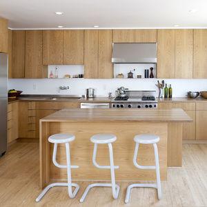 Florida Street renovation kitchen