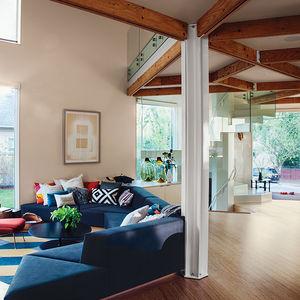 a new angle modular triangular prefab living room sofa custom