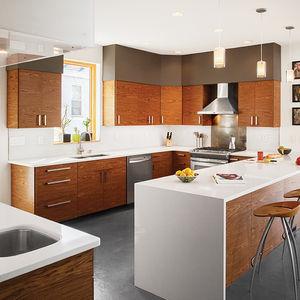 coming home lola affordable kitchen quartz countertop pendants ikea cabinets