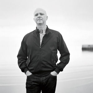 Iain Aitch portrait