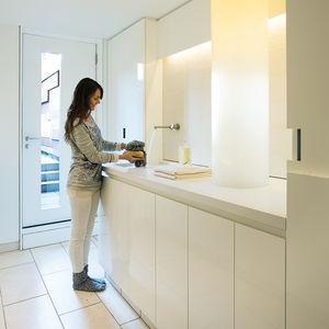 happy hamper laundry room laundry chute modern