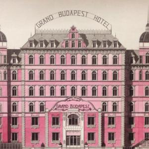 Thibaud Herem Grand Budapest Hotel