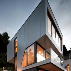 Haus Am See facade