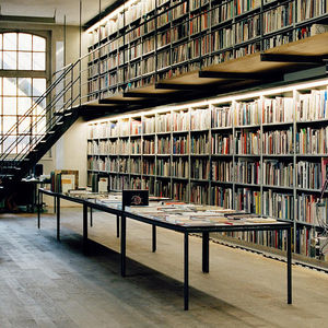 The library of Sitterwerk, a Swiss foundation.
