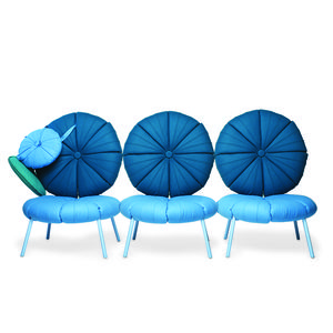 modern design young guns 2014 Karoline Fesser woonling collection chairs